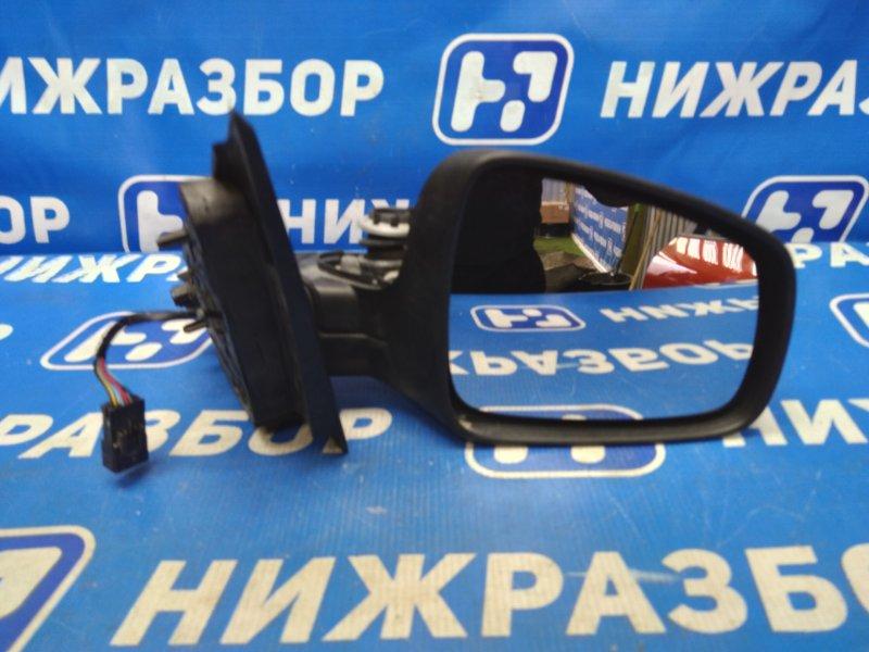 Зеркало электрическое Lada X-Ray переднее правое (б/у)