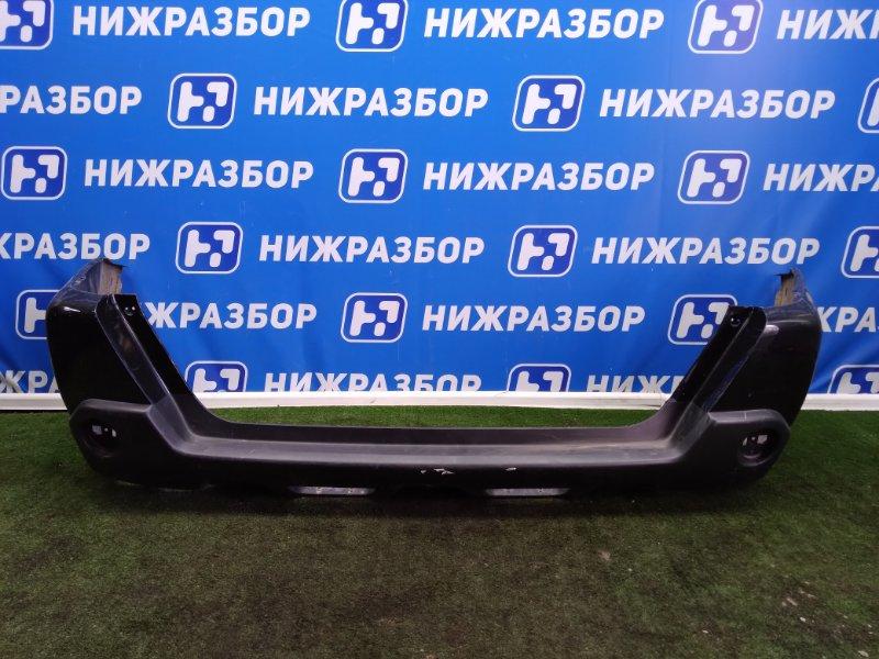 Бампер Nissan X-Trail T31 задний (б/у)