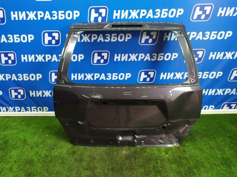 Дверь багажника Nissan X-Trail T31 задняя (б/у)