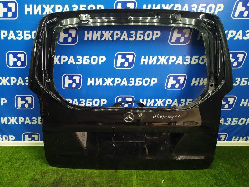 Дверь багажника Mercedes Vito W447 задняя (б/у)