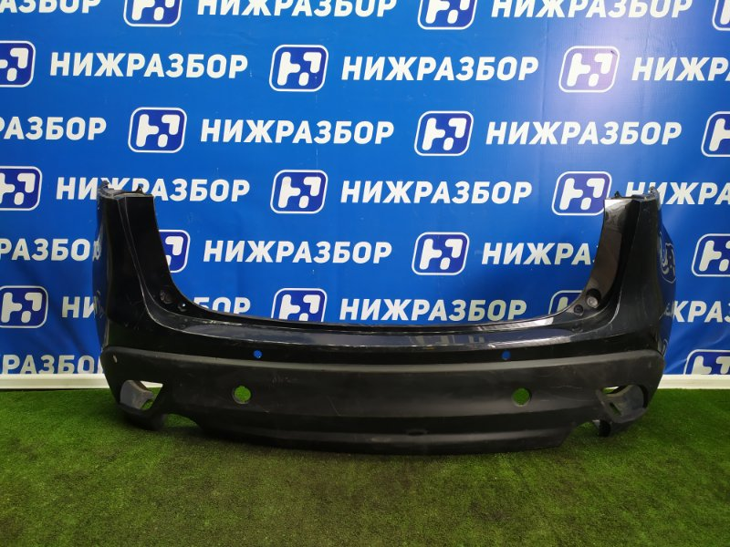 Бампер Mazda Cx 5 задний (б/у)