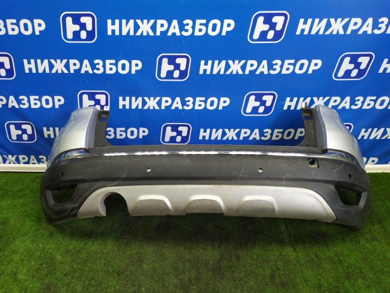 Бампер Renault Kaptur задний (б/у)