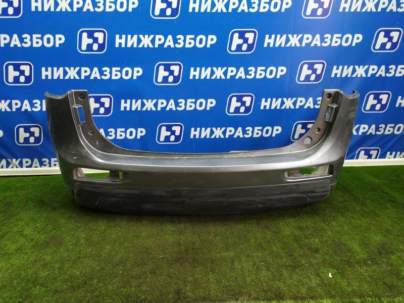 Бампер Mitsubishi Outlander передний (б/у)