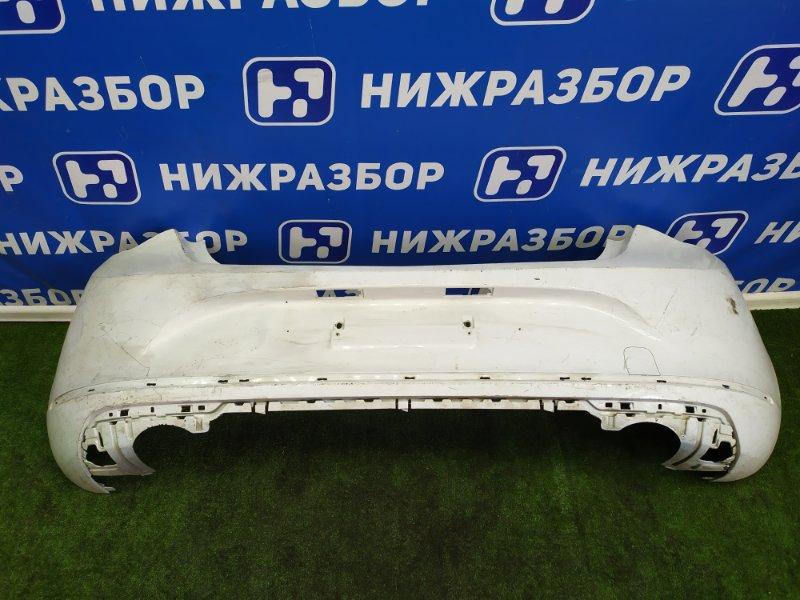 Бампер Opel Astra J передний (б/у)