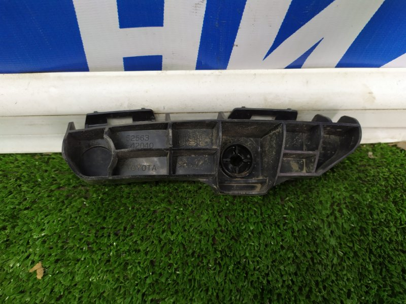 Кронштейн бампера Toyota Rav 4 задний левый (б/у)