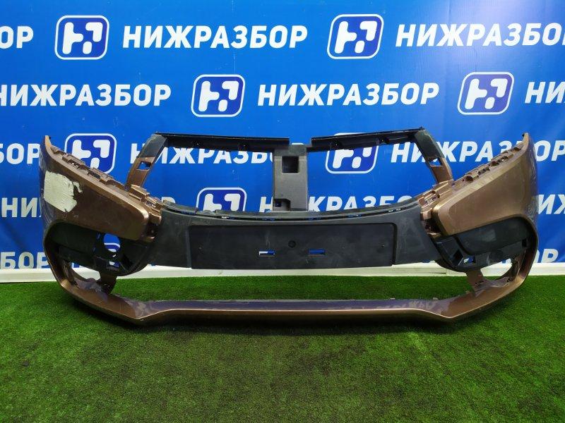 Бампер Lada X-Ray передний (б/у)