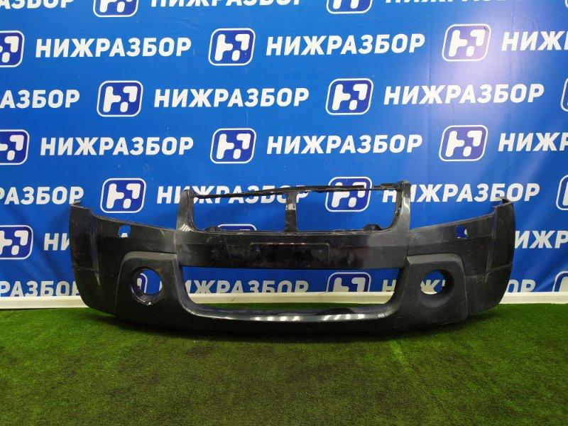 Бампер Suzuki Grand Vitara передний (б/у)