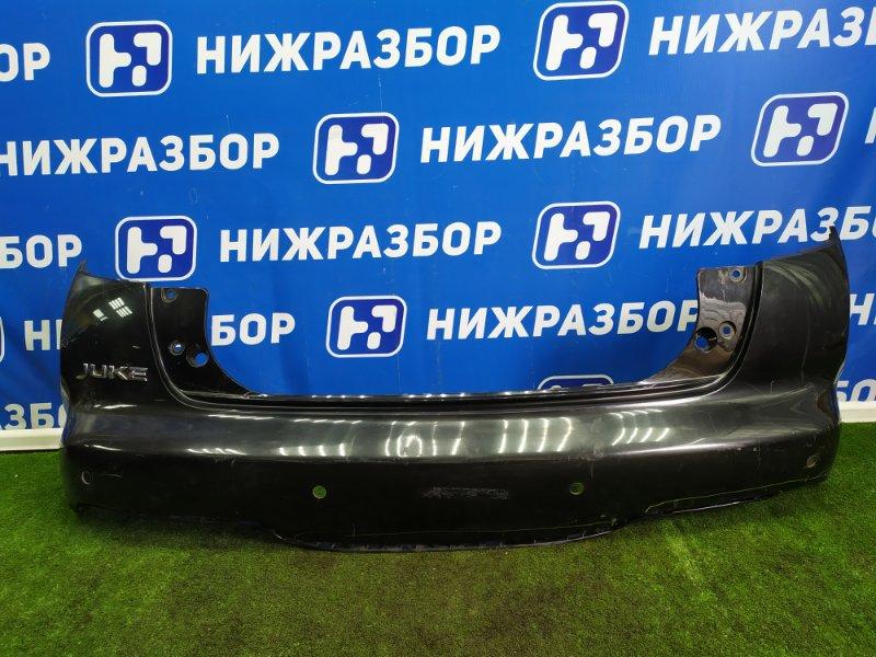 Бампер Nissan Juke задний (б/у)