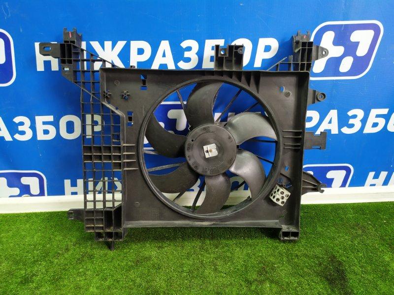 Вентилятор радиатора Nissan Terrano 3 (б/у)