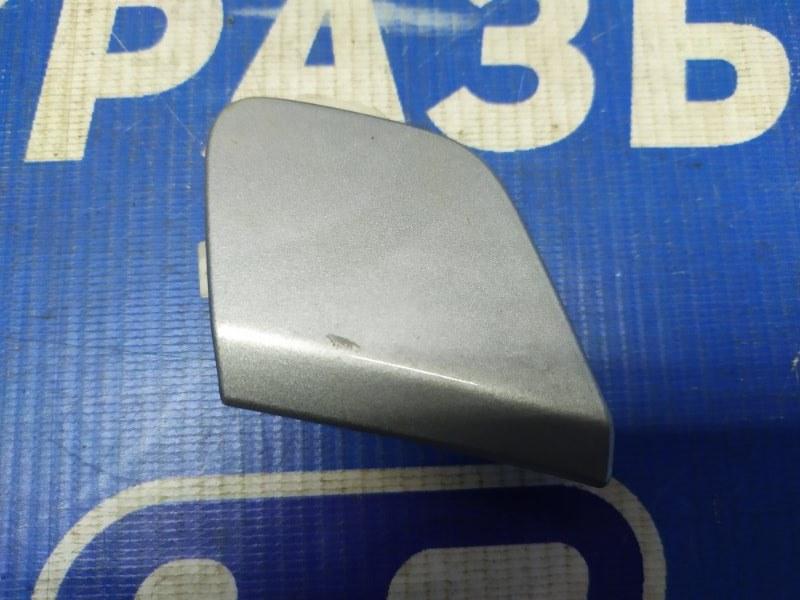 Заглушка буксировочного крюка Ford Focus 3 передняя (б/у)
