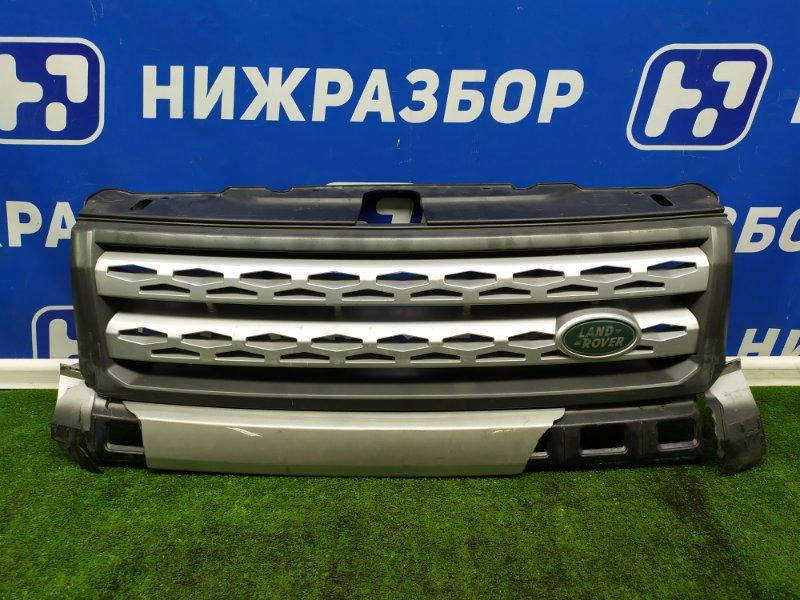 Решетка радиатора Land Rover Freelander 2 передняя (б/у)