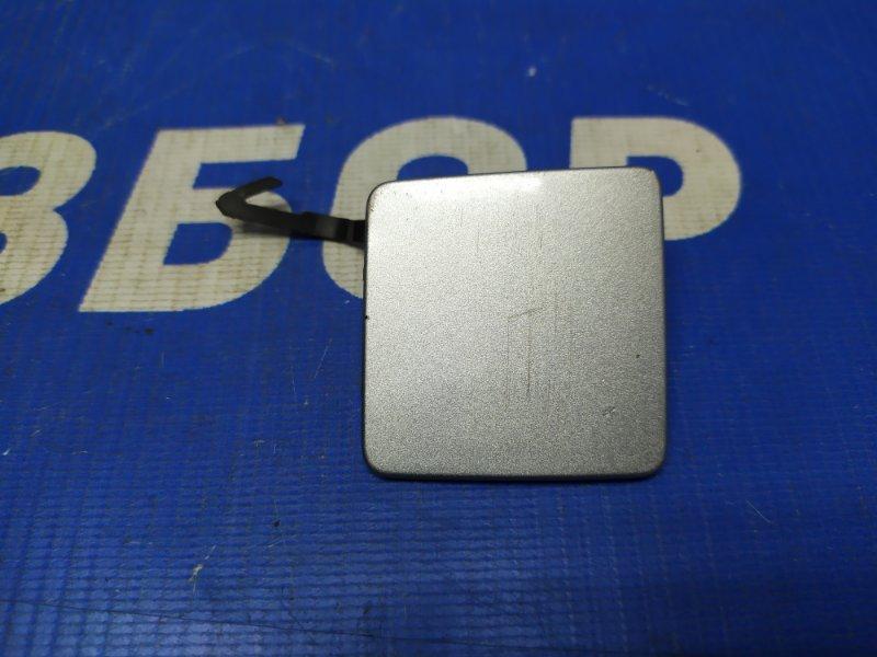 Заглушка буксировочного крюка Citroen C5 передняя (б/у)