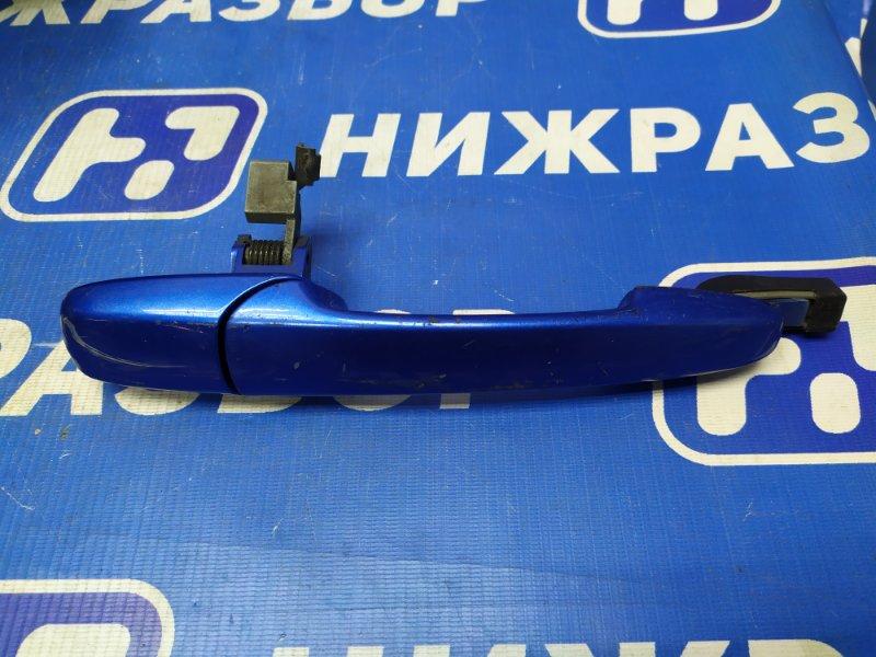 Ручка двери наружная Mazda 3 BK задняя правая (б/у)