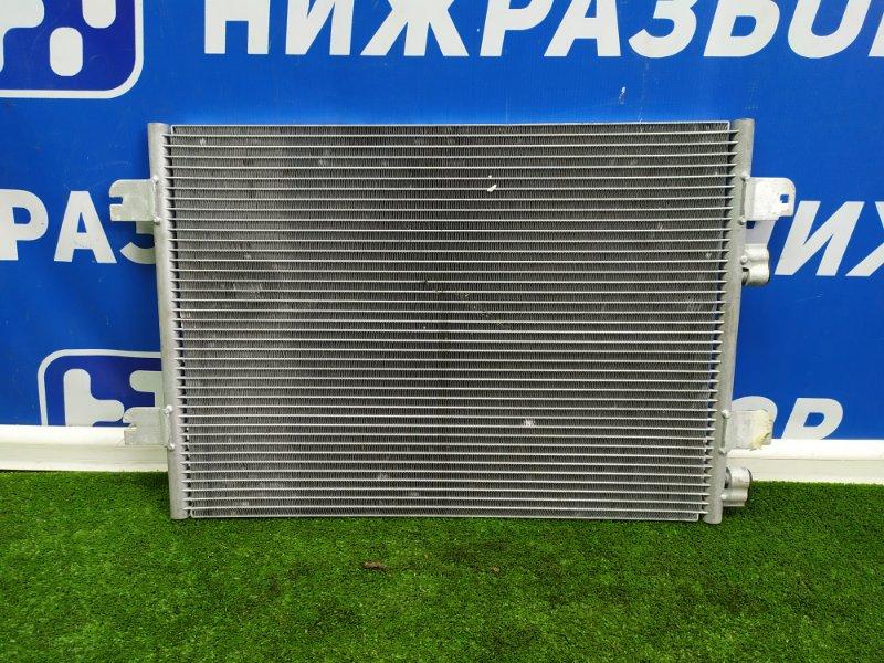 Радиатор кондиционера (конденсер) Renault Logan (б/у)