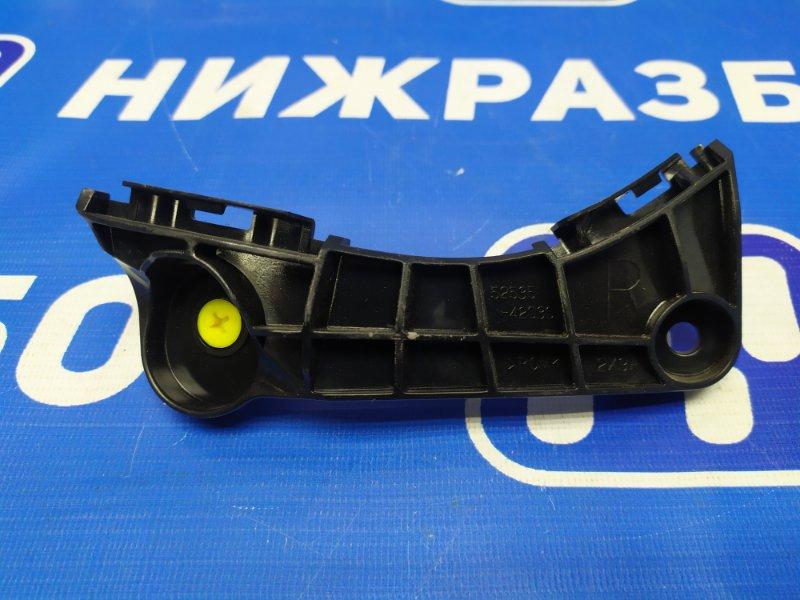 Крепление бампера Toyota Rav 4 переднее правое (б/у)