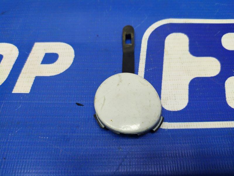 Заглушка буксировочного крюка Renault Symbol передняя (б/у)