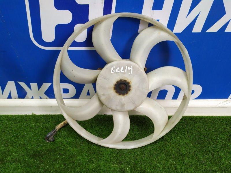 Вентилятор радиатора Geely Mk (б/у)