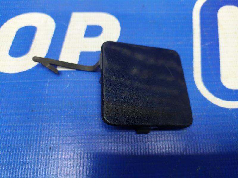 Заглушка буксировочного крюка Citroen C5 задняя (б/у)