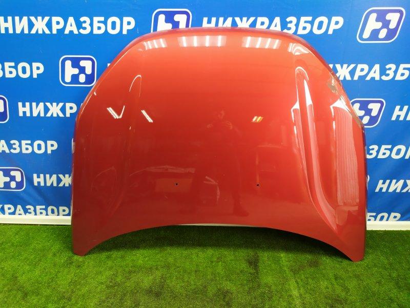 Капот Lada Vesta передний (б/у)