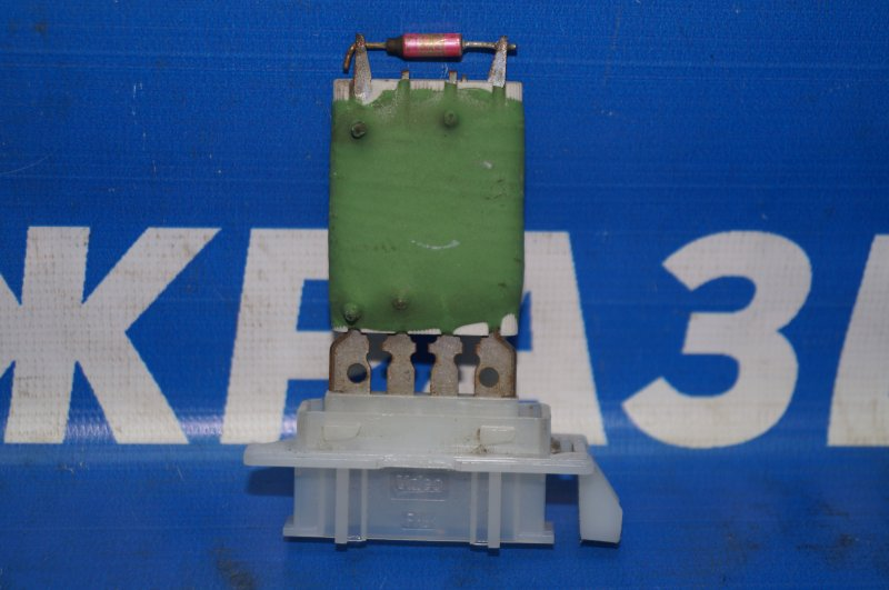 Резистор отопителя Renault Kaptur 1.6 (H4M438) P098012 2019 (б/у)