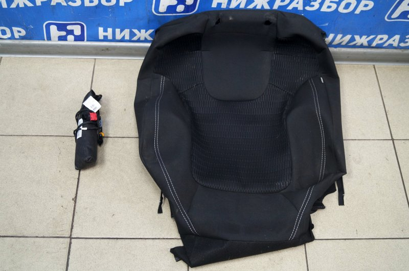Подушка безопасности в сиденье Renault Kaptur 1.6 (H4M438) P098012 2019 передняя левая (б/у)