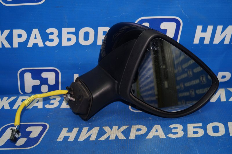 Зеркало электрическое Renault Kaptur 1.6 (H4M438) P098012 2019 правое (б/у)