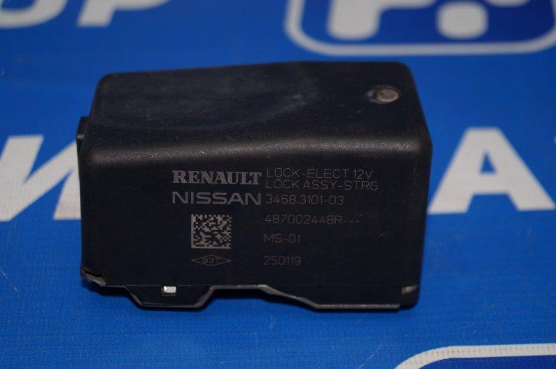 Замок рулевого вала Renault Kaptur 1.6 (H4M438) P098012 2019 (б/у)