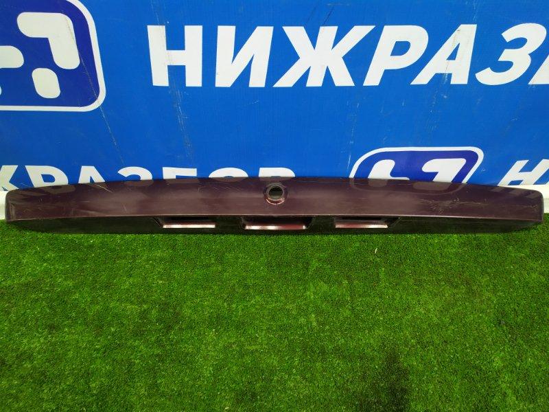 Обшивка багажника Lada Kalina 2 задняя (б/у)