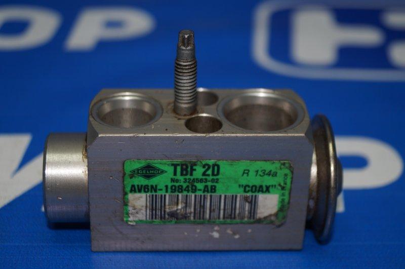 Клапан кондиционера Ford Focus 3 2011 (б/у)