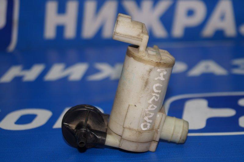 Насос омывателя Nissan Murano Z51 2008 (б/у)