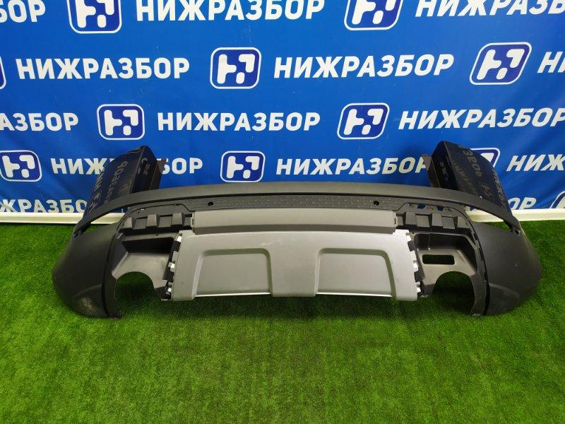 Бампер Land Rover Range Rover Evoque L538 задний (б/у)