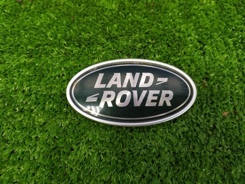Значок (эмблема) Land Rover Range Rover Sport задний (б/у)