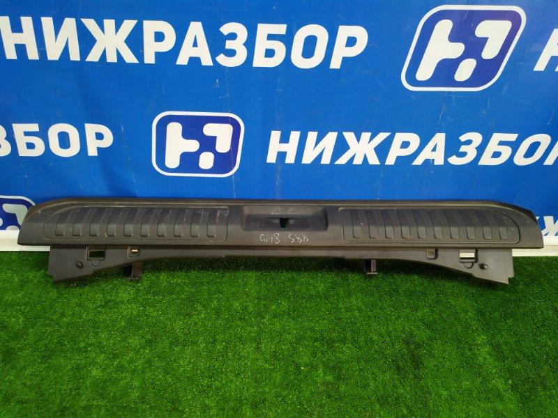 Накладка (кузов внутри) Land Rover Range Rover Sport задняя (б/у)
