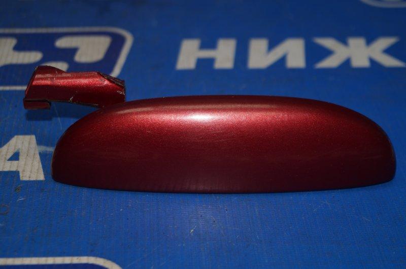 Ручка двери наружная Fiat Albea 1.4 (350A1000) 4594700 2008 задняя правая (б/у)