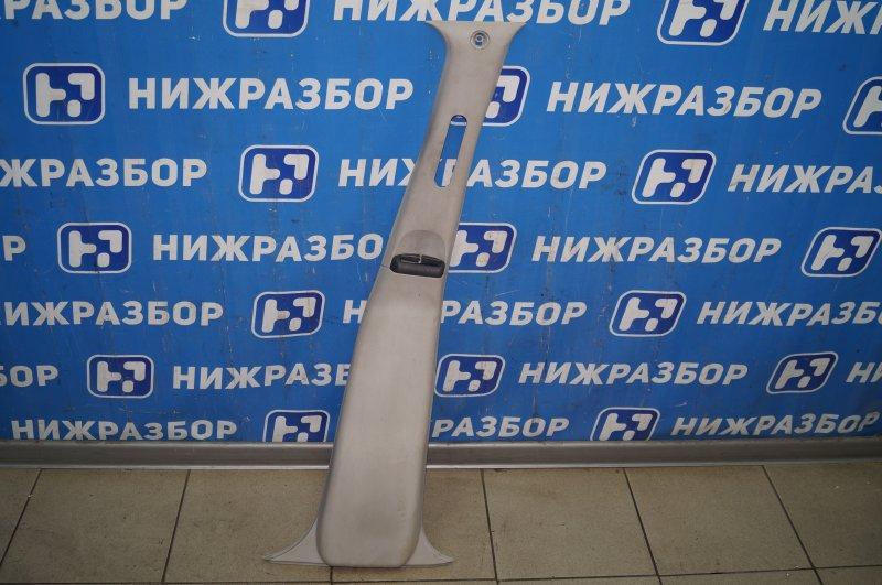 Обшивка стойки Fiat Albea 1.4 (350A1000) 4594700 2008 правая (б/у)