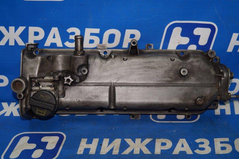Крышка клапанная (гбц) Fiat Albea 1.4 (350A1000) 4594700 2008 (б/у)
