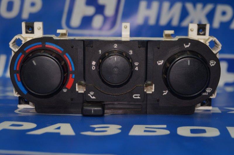 Блок управления отопителем Fiat Albea 1.4 (350A1000) 4594700 2008 (б/у)