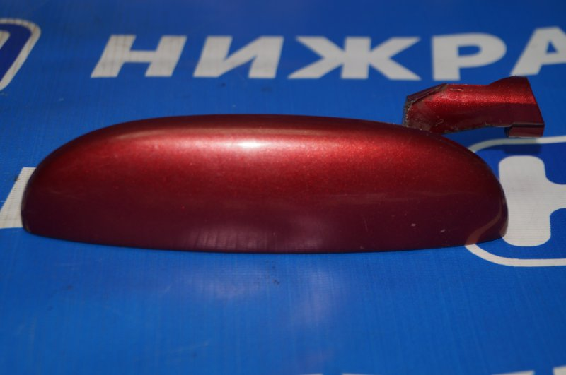 Ручка двери наружная Fiat Albea 1.4 (350A1000) 4594700 2008 задняя левая (б/у)