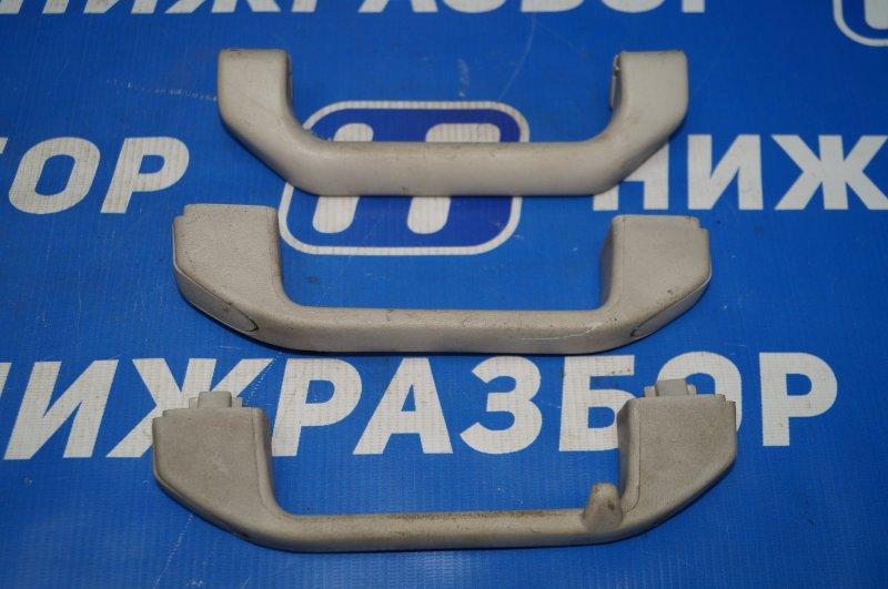 Ручка внутренняя потолочная Fiat Albea 1.4 (350A1000) 4594700 2008 (б/у)