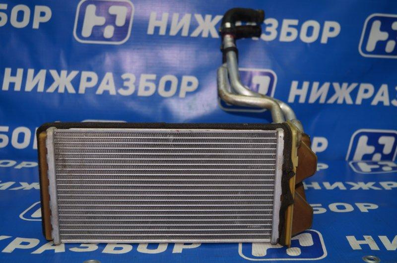 Радиатор отопителя Fiat Albea 1.4 (350A1000) 4594700 2008 (б/у)