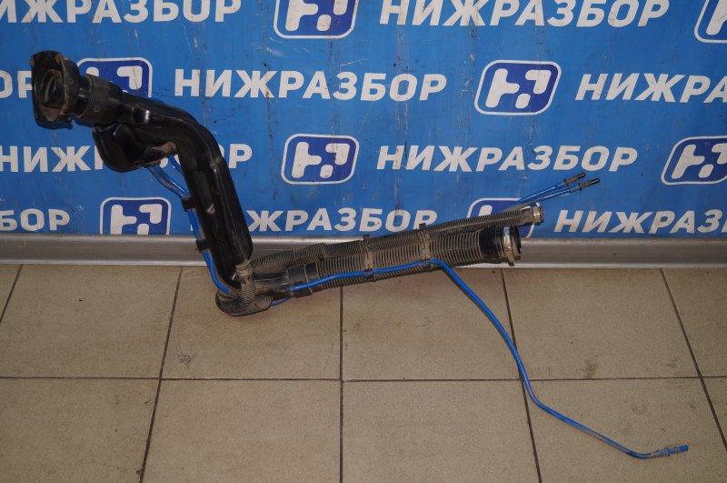 Горловина топливного бака Fiat Albea 1.4 (350A1000) 4594700 2008 (б/у)