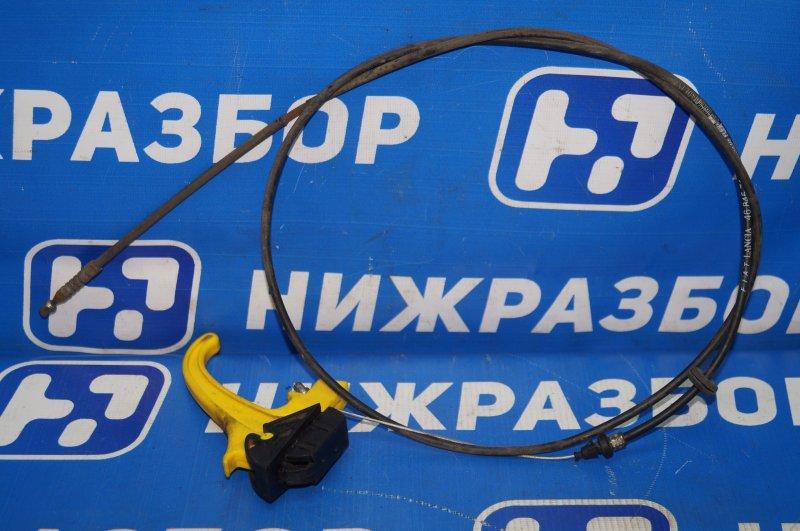 Трос открывания капота Fiat Albea 1.4 (350A1000) 4594700 2008 (б/у)
