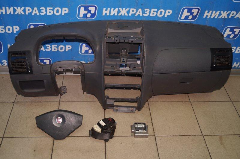 Комплект безопасности Fiat Albea 1.4 (350A1000) 4594700 2008 (б/у)