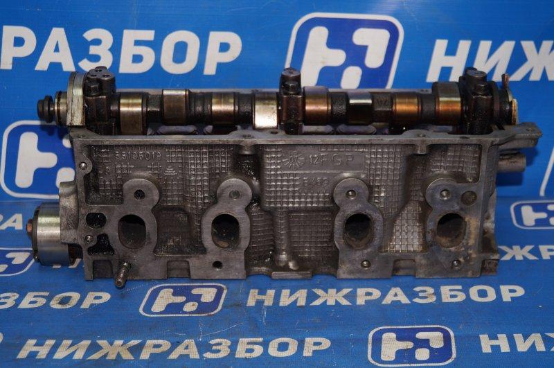 Головка блока цилиндров (гбц) Fiat Albea 1.4 (350A1000) 4594700 2008 (б/у)