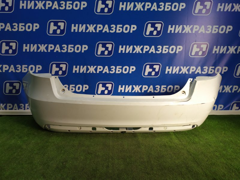 Бампер Lada Vesta задний (б/у)