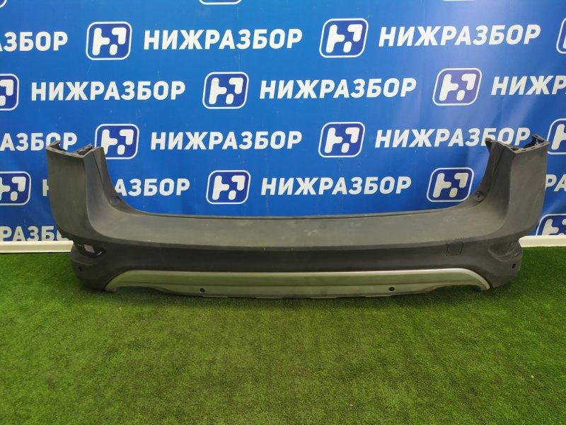 Бампер Volvo Xc 70 задний (б/у)