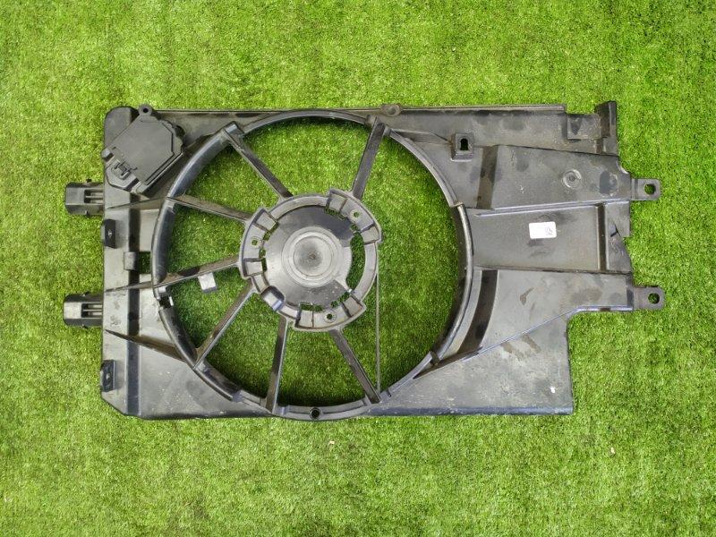 Диффузор вентилятора Lada Granta передний (б/у)