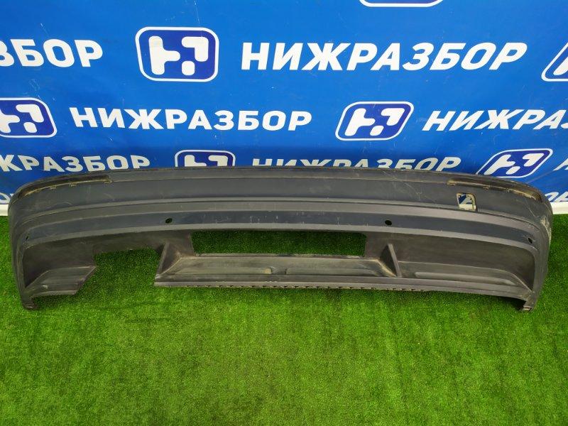 Юбка бампера Volkswagen Tiguan задняя (б/у)