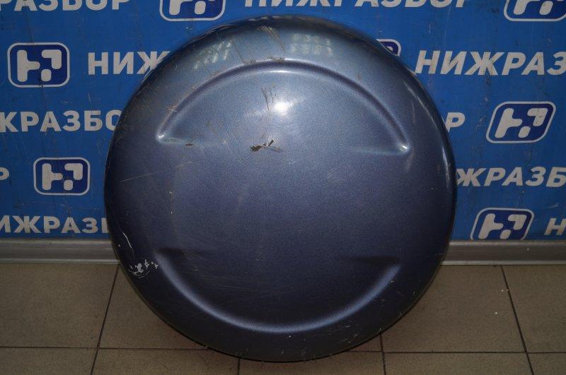 Чехол запасного колеса Honda Cr-V 2 2.0 (K20A4) 1007182 2002 (б/у)