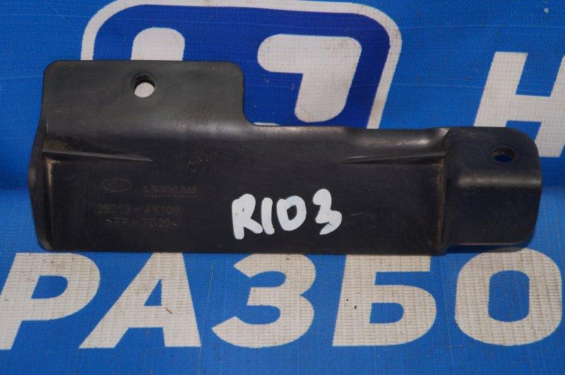 Кронштейн Kia Rio 3 2011 (б/у)